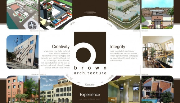 Brown Architecture Brochure | Epiksol Creative