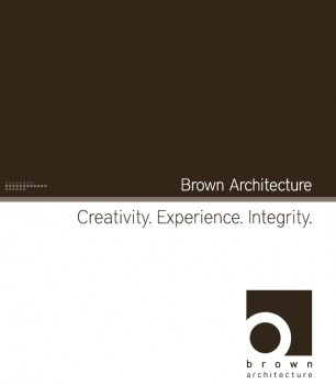 Brown Architecture Brochure - Front | Epiksol Creative
